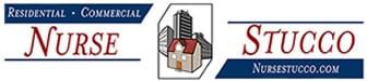 Plaster Repair Info Nurse Stucco Logo